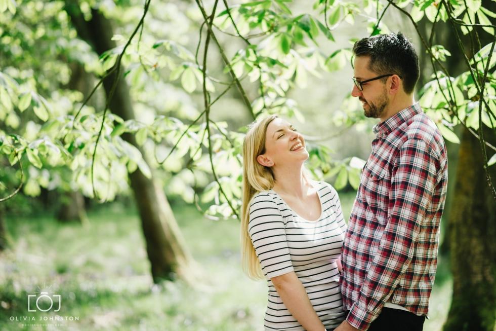Ashridge Estate, National Trust woodland, Bluebells, Pre Wedding Photographs, Engagement shoot, Wedding photographer Hitchin