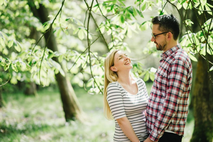 Ashridge Estate, National Trust woodland, Bluebells, Pre Wedding Photographs, Engagement shoot, Wedding photographer Hitchin