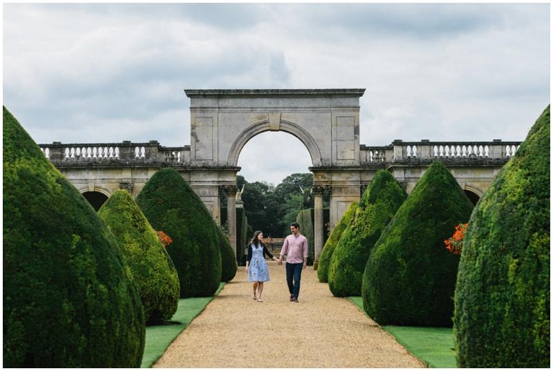 Castle Ashby Gardens, Engagement Shoot, Pre-Wedding Shoot, Natural Wedding Photography, Northampton Wedding Photographer