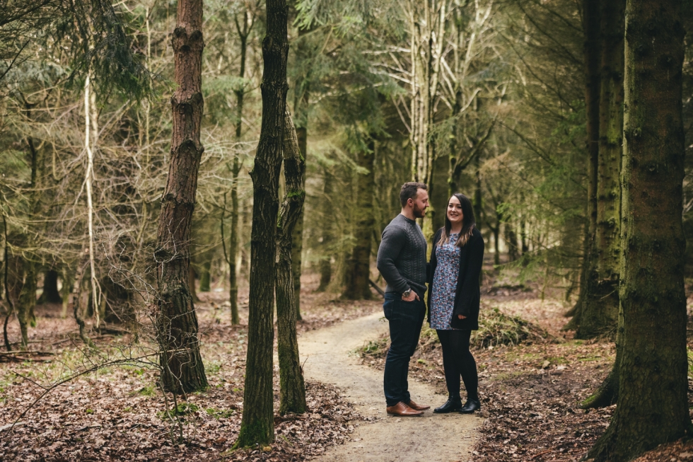 Engagement Shoot, Pre-Wedding Shoot, Pre-Wedding Pictures, Engagements Photos, Fineshare Woods, Woodland Photos, Woodland Engagement Shoot