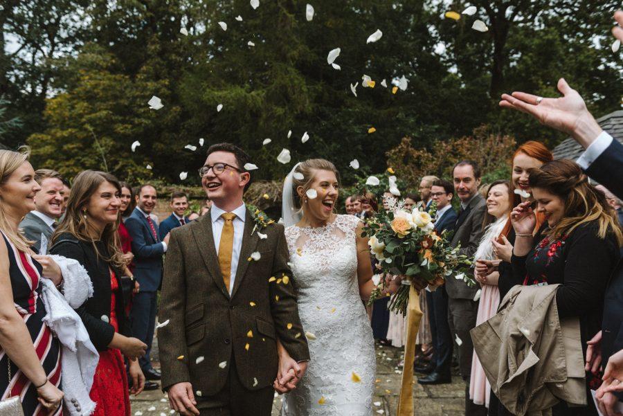 Stapleford Park wedding